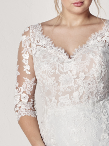 Abito sposa mod. EVELYN linea PRONOVIAS PLUS