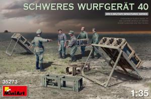 SCHWERES WURFGERAT 40