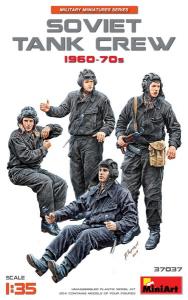 SOVIET TANK CREW 1960-70s