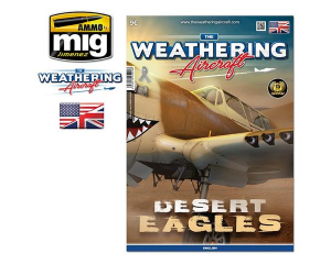 THE WEATHERING AIRCRAFT - Issue 9 DESERT EAGLES (English)