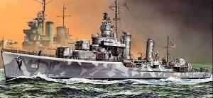USS BUCHANAN DD-484