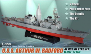 USS ARTHUR RADFORD (DD-96