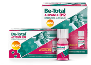 Be-Total Advance B12 flaconcini