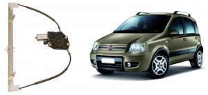 Alzacristalli elettrico anteriore SX per Fiat Panda 169