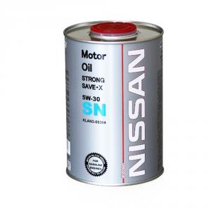 OLIO MOTORE NISSAN 5W30 SN KLAN3-05304 1LT - 4036021545721