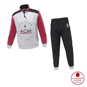 MILAN pigiama felpa cotone uomo official product