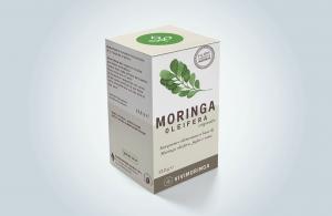 Moringa Oleifera capsule - Integratore multivitaminico
