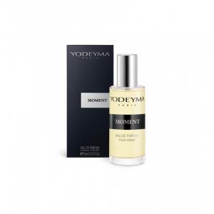 Yodeyma MOMENT Eau de Parfum 100 ml mini profumo uomo