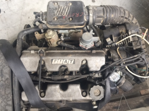 Motore Fiat Croma CHT 154A1000