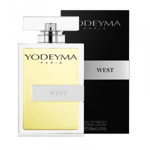 Yodeyma WEST Eau de Parfum 100 ml Profumo Uomo
