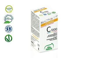 Vitamina C 1000 Fast & Slow - 50% rilascio immediato / 50% rilascio prolungato