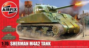 Sherman M4A2 Tank