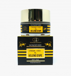 Wonder Bee crema viso al veleno d'api anti-age 50ml