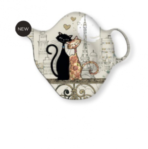 Porta bustina da the Gatto diverse fantasie (rst01a01)