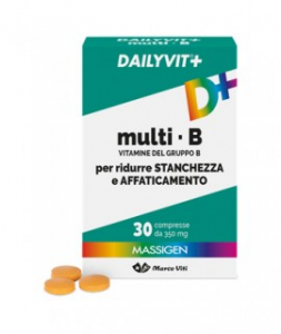 DailyVit multi B integratore di vitamine B 30 cpr