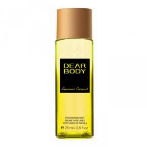 Dear Body Fragance Mist Amorous Coconut Spray 75ml