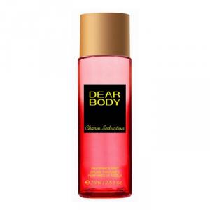 Dear Body Fragance Mist Charm Seduction Spray 75ml