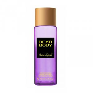 Dear Body Fragance Mist Pure Spell Spray 75ml