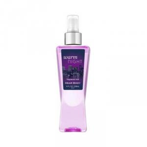 Dear Body Fragance Mist Warm Night Spray 236ml