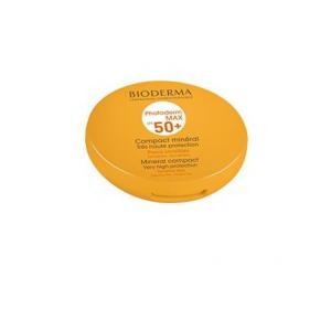 BIODERMA - PHOTODERM MAX COMPACT SPF 50+ CREMA SOLARE MINERALE COMPATTA NUANCE MEDIA 10 G