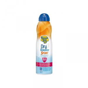 Hawaiian Tropic Dry Balance Sport Sun Protection Continuous Spray Spf50 220ml