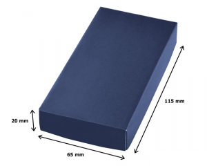 Portachiavi Barboncino in 3 D cm.10x3,5x2h