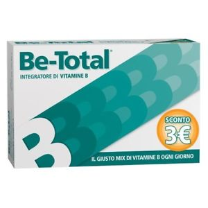 Be-Total 40cpr Integratore alimentare Vitamine B