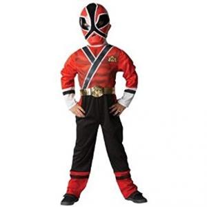 Costume Power Rangers Samurai