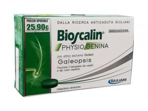 Bioscalin Physiogenina 30cpr integratore alimentare
