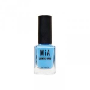 Mía Cosmetics Smalto Per Unghie Aqua Blue