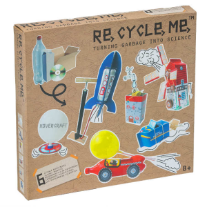 Scienza Set Gioco Ecologico per Bambina Re-Cycle-Me