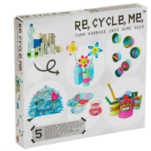 Decorazione casa Set Gioco Ecologico per Bambina Re-Cycle-Me