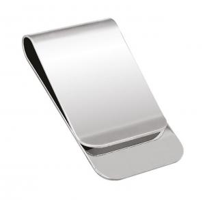 Fermasoldi in acciaio cm.4,7x2,5x0,8h