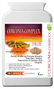 Curcuma Complex 90 capsule
