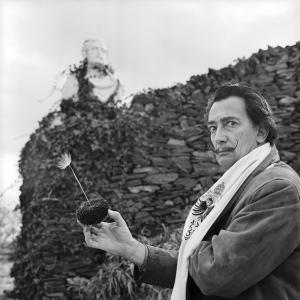 Salvador Dalì, 1957