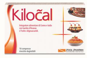 Kilocal 10cpr Integratore alimentare