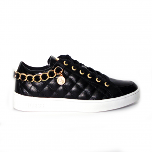 Sneaker trapuntata Guess