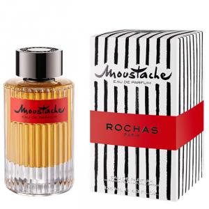 Rochas Moustache Eau De Parfum Spray 125ml