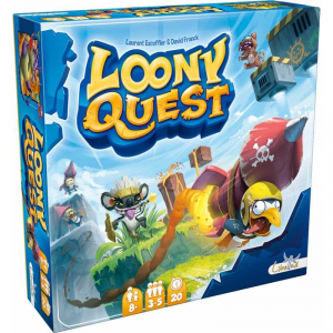ASMODEE 8690 LOONY QUEST