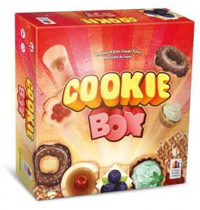 ASMODEE 8165 COOKIE BOX