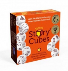 ASMODEE 8075 RORY'S STORY CUBES ORIGINAL