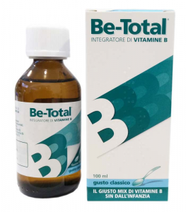Be-Total Integratore Alimentare 100ml gusto classico