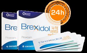 Brexidol cerotto medicato Piroxicam 14mg 4 cerotti