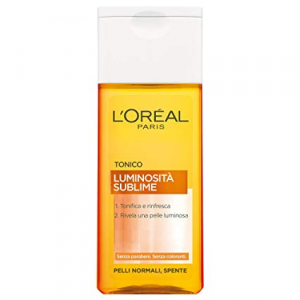 L'OREAL LUMINOSITÀ SUBLIME TONICO