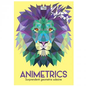 SASSI EDITORE ANIMETRICS. ACTIVITY BOOK di Jack Clucas e Jonny Marx