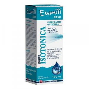 Eumill naso soluzione isotonica 100ml