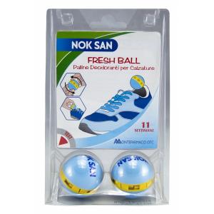 NokSan Fresh Ball Palline deodoranti per calzature