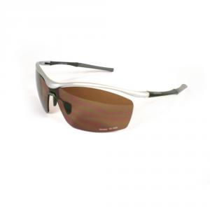 BRIKO VINTAGE Sports Unisex Sunglasses Alumask Anthracite