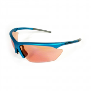 BRIKO VINTAGE Sports Sunglasses Unisex Dart Racing Blue