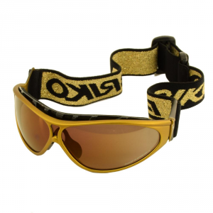 BRIKO VINTAGE Sports Unisex Sunglasses Dart Racing Bronze